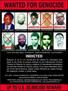 القادة المسؤلين عن حرب الإبادة في رواندا